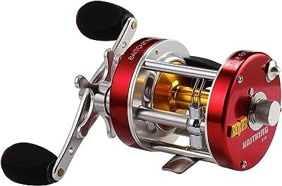 KastKing Rover Round Salmon Fishing Reel