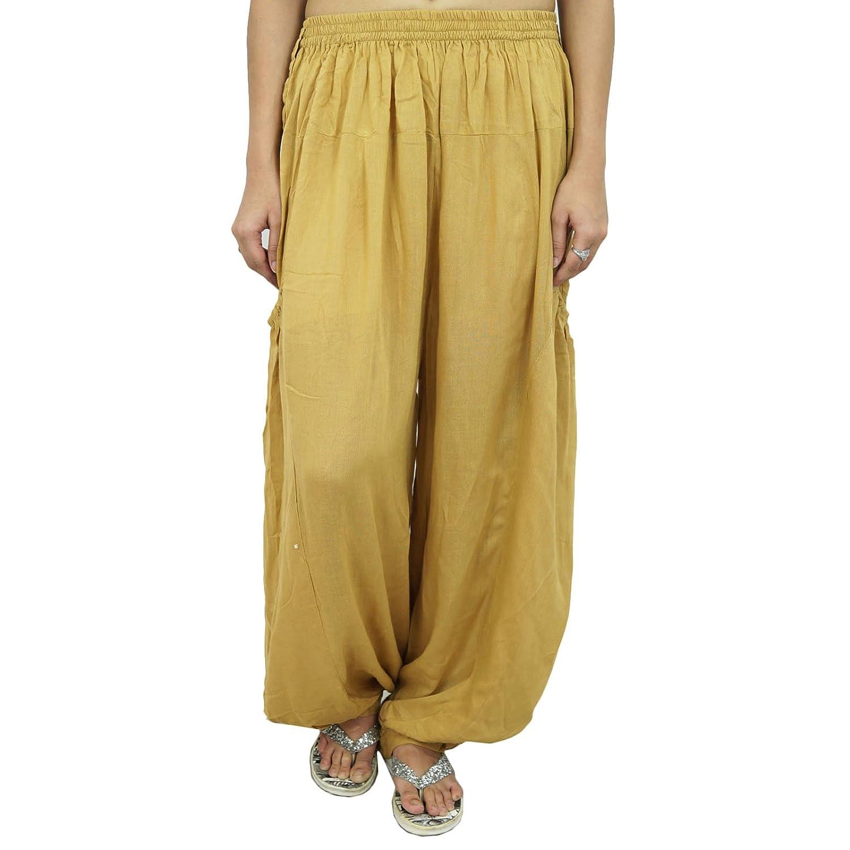 Harem-Hosen lose Pyjama Yoga Pants Hipste Workout Pants Solid Print Pyjamas Gypsy