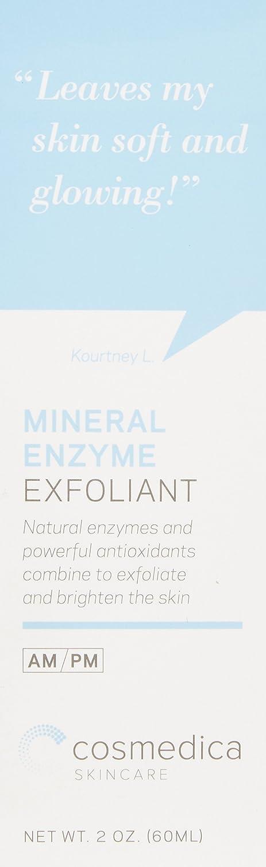 cosmedica Skin Care Mineral enzimas exfoliant: Amazon.es: Belleza