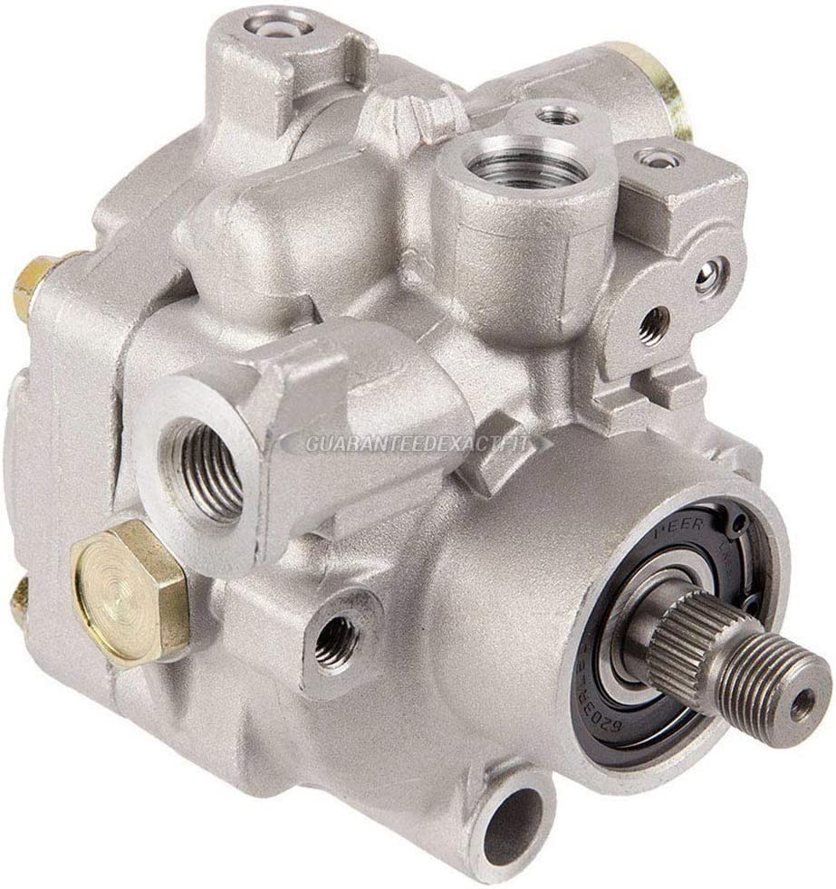 Power Steering Pump For Subaru Impreza WRX Forester XT Legacy /& Outback 2.5L BuyAutoParts 86-01212AN New