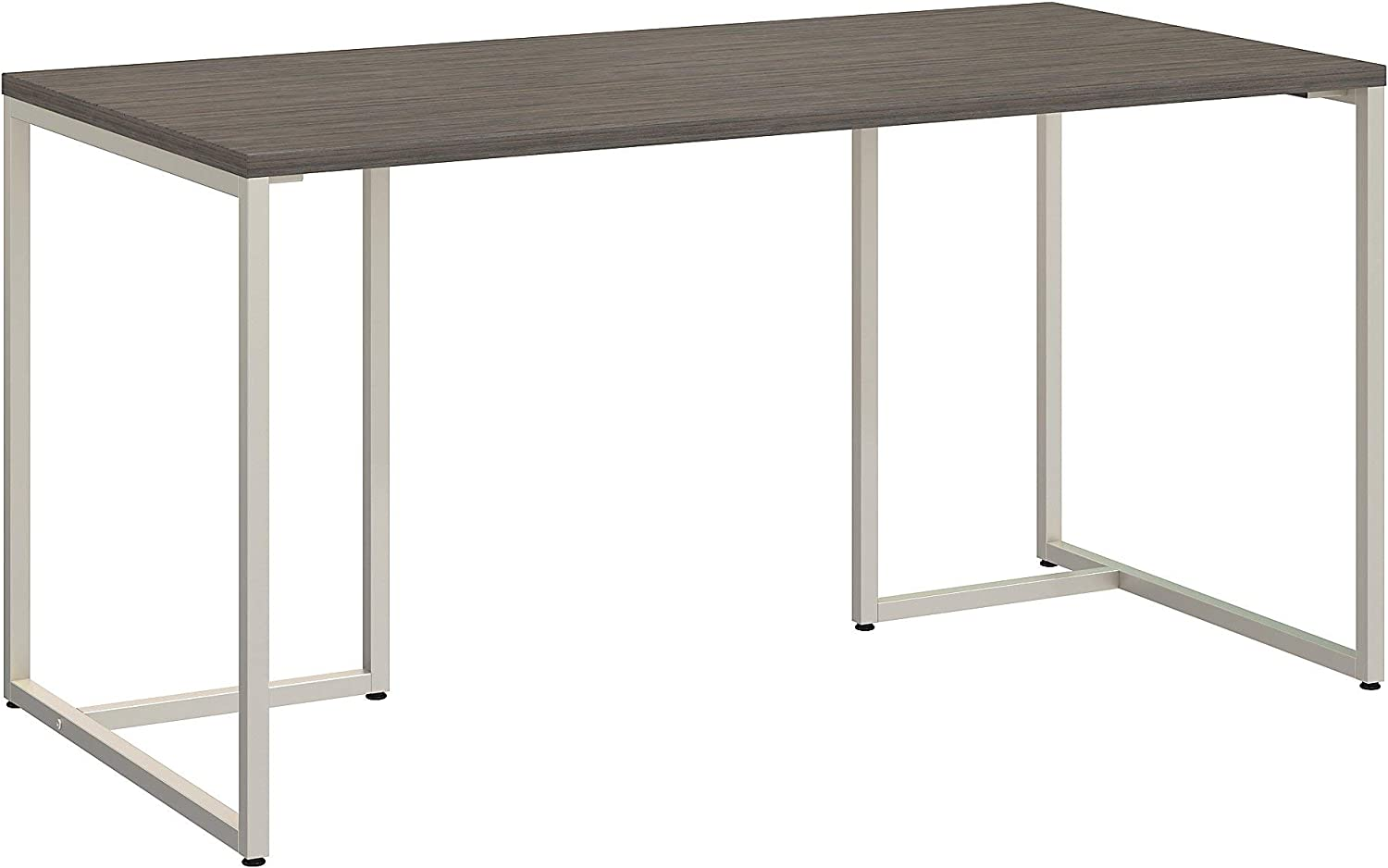 Bush Business Furniture Office by kathy ireland Method Table Desk, 60W, Cocoa