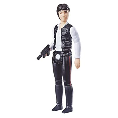 Star Wars Retro Collection 2020 Episode IV: A New Hope Han Solo: Toys & Games