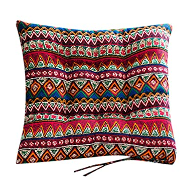Yu2d Outdoor Garden Patio Home Kitchen Office Sofa Chair Seat Soft Cushion Pad(Multicolor) : Garden & Outdoor