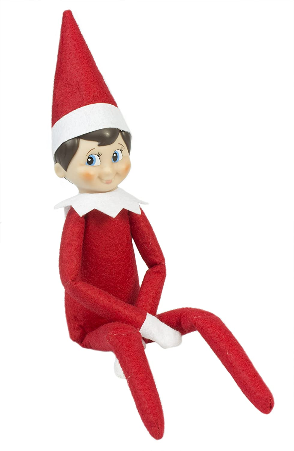 Amazon.com: The Elf on the Shelf: A Christmas Tradition Blue Eyed ...