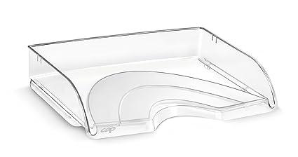 CEP CepPro - Bandeja apaisada compacta, 1 unidad, color cristal