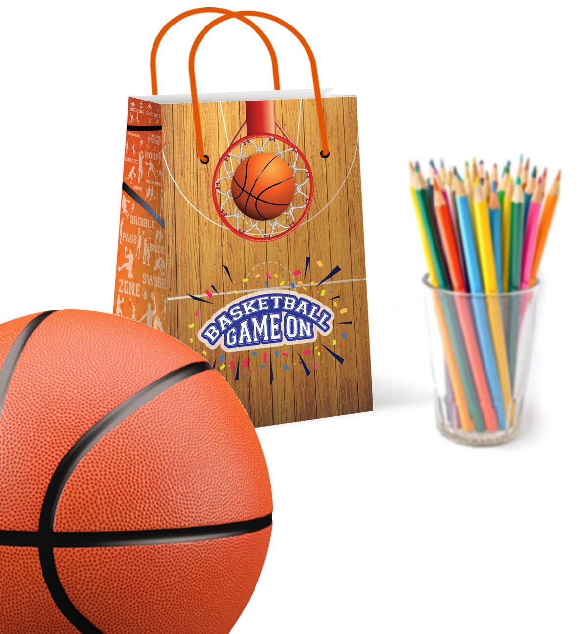 Amazon.com: Bolsas de baloncesto premium, bolsas de regalo ...