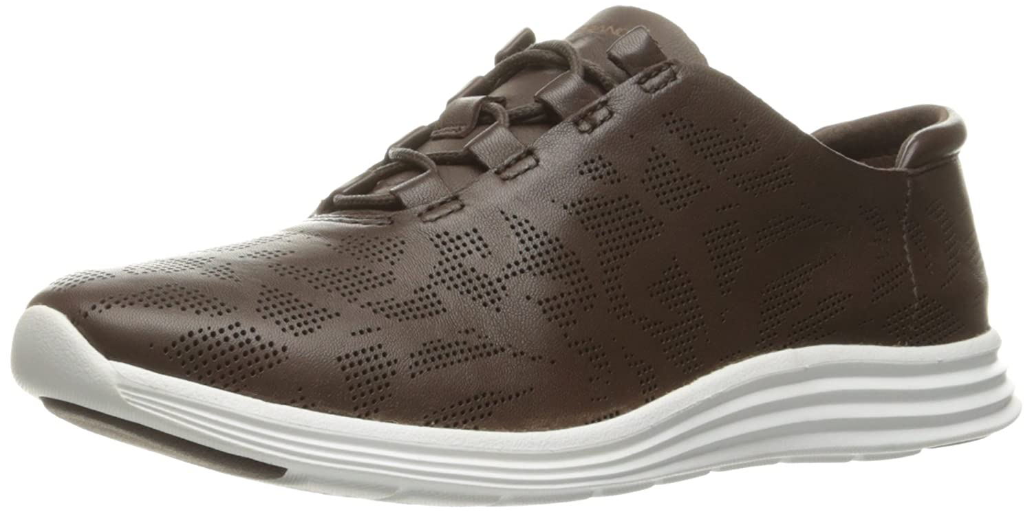 Cole Haan Women's Original Grand Perf Fashion Sneaker B01IQPHO4K 8 B(M) US|Chestnut Perforated Leather/Optic White