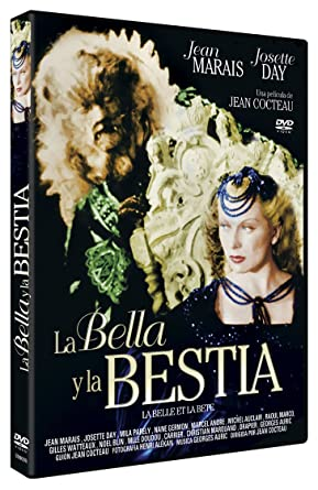 La bella y la bestia [DVD]: Amazon.es: Jean Marais, Josette Day ...