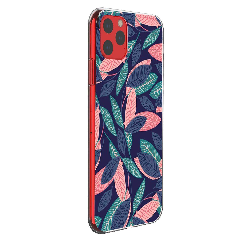Fantasyqi Fundas Compatible con iPhone 11 6.1 Funda Protector TPU Bonitas Animadas Figura Case Antigolpes Buenas Silicona Transparentes Ultra Slim No Otros Colores