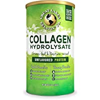 Great Lakes Gelatin, Certified Paleo Friendly, Keto Certified, Collagen Hydrolysate, Peptides, Pasture-Raised Grass-Fed, 16 oz