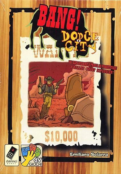 Bang Dodge City Expansion