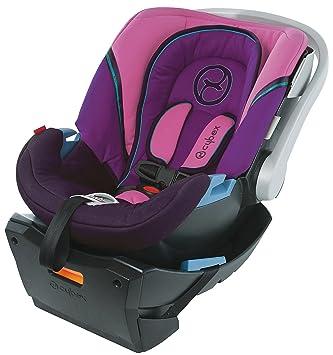 Cybex Aton Infant Car Seat Purple Potion