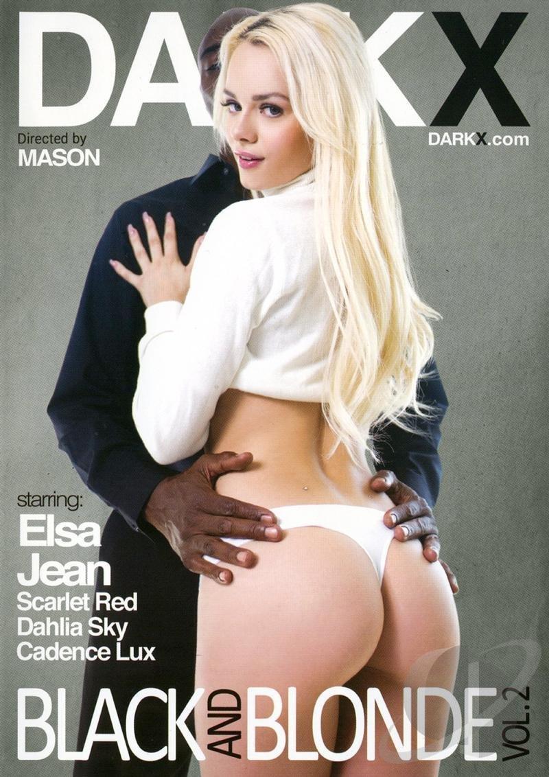 Black And Blonde # 2 DVD (Dark X): Amazon.co.uk: Elsa Jean, Cadence Lux,  Dahlia Sky, Scarlet Red, Mason: DVD & Blu-ray