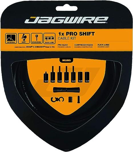 Jagwire Pro 2x Shift Kit Road//Mountain SRAM//Shimano Red