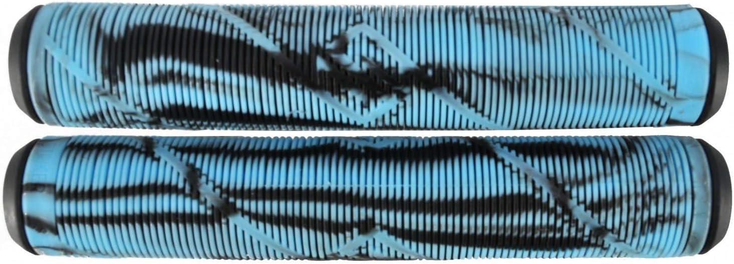 Striker Scooter Freestyle Puños (Black/Light Blue): Amazon.es: Deportes y aire libre