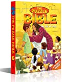 The Life of Jesus Puzzle Bible Children Games-Jigsaw Puzzles-Bible Games- Bible Puzzles- St. Peter-Zacchaeus-Jesus Loves the Little Children-Jesus on ... Story Book for Children-Padded Hardcover