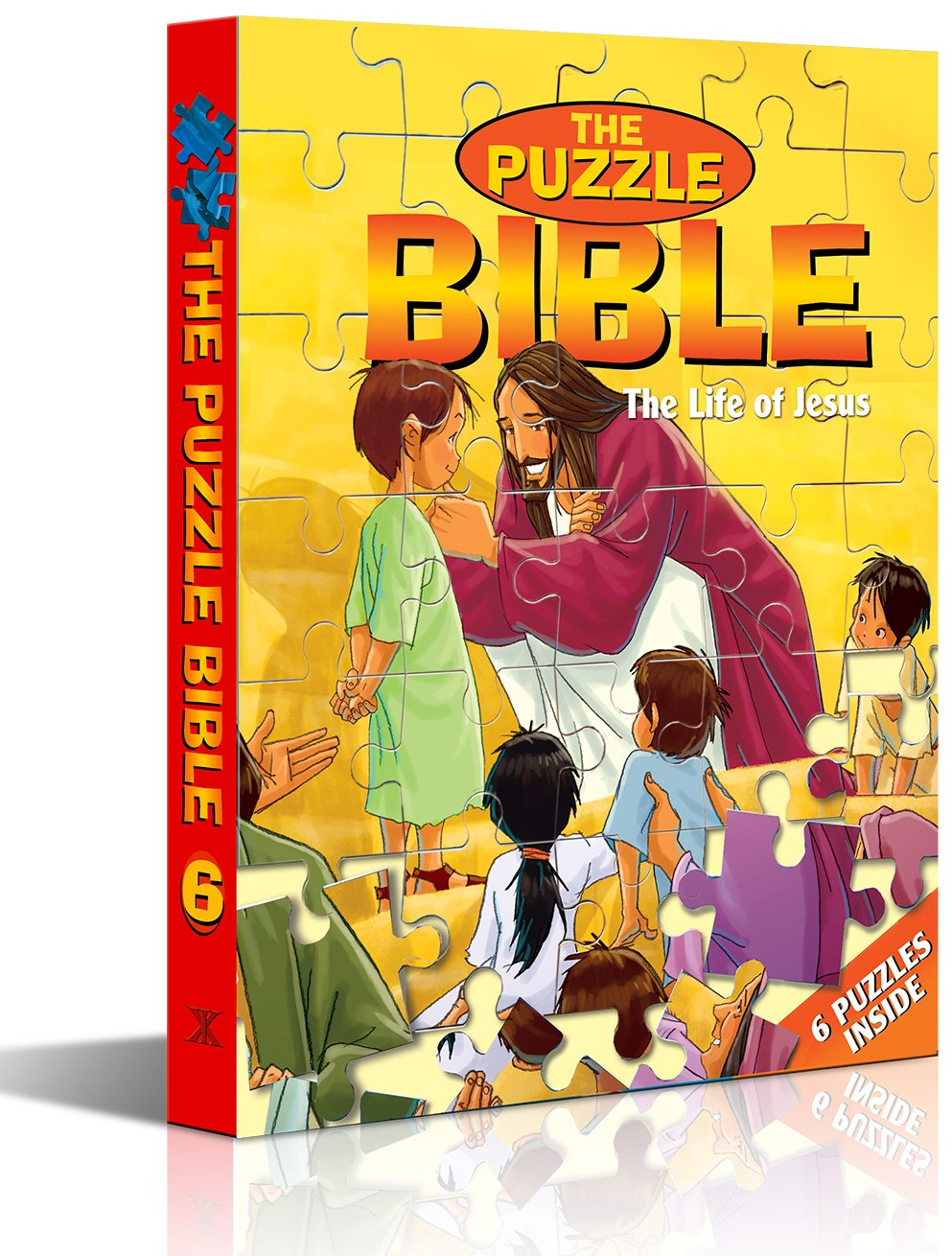 Download The Life of Jesus (Puzzle Bible) ebook