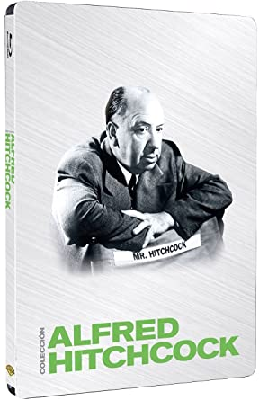 Pack Alfred Hitchcock 3 Steelbook