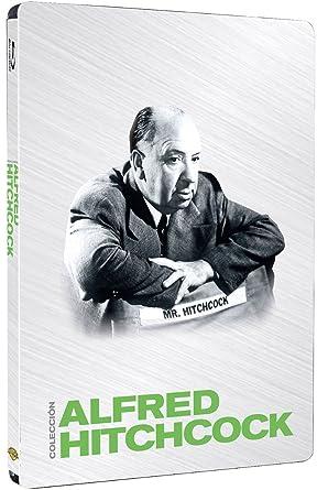 Pack Alfred Hitchcock 3 Steelbook Blu-Ray [Blu-ray]: Amazon.es: Ray Milland, Farley Granger, Cary Grant, Alfred Hitchcock, Ray Milland, Farley Granger, Frederick Knott, Raymond Chandler, Ernest Lehman: Cine y Series TV