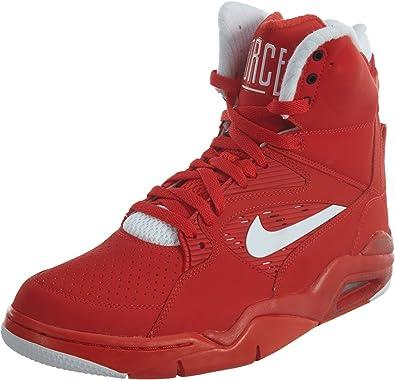Nike Men's Air Command Force Unvrsty RedWhiteBlkWLF Gry