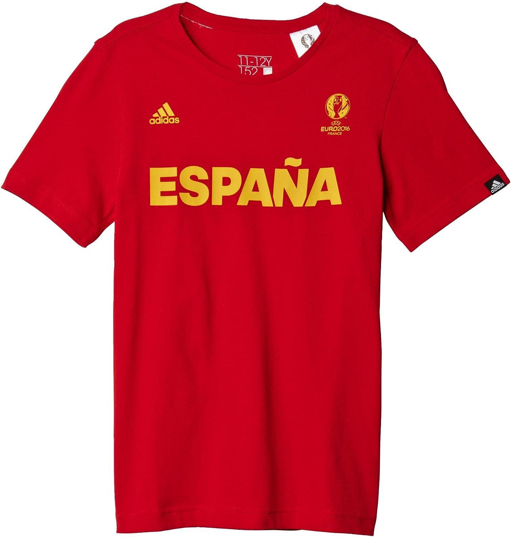 adidas Spain Camiseta, Niños: Amazon.es: Zapatos y complementos