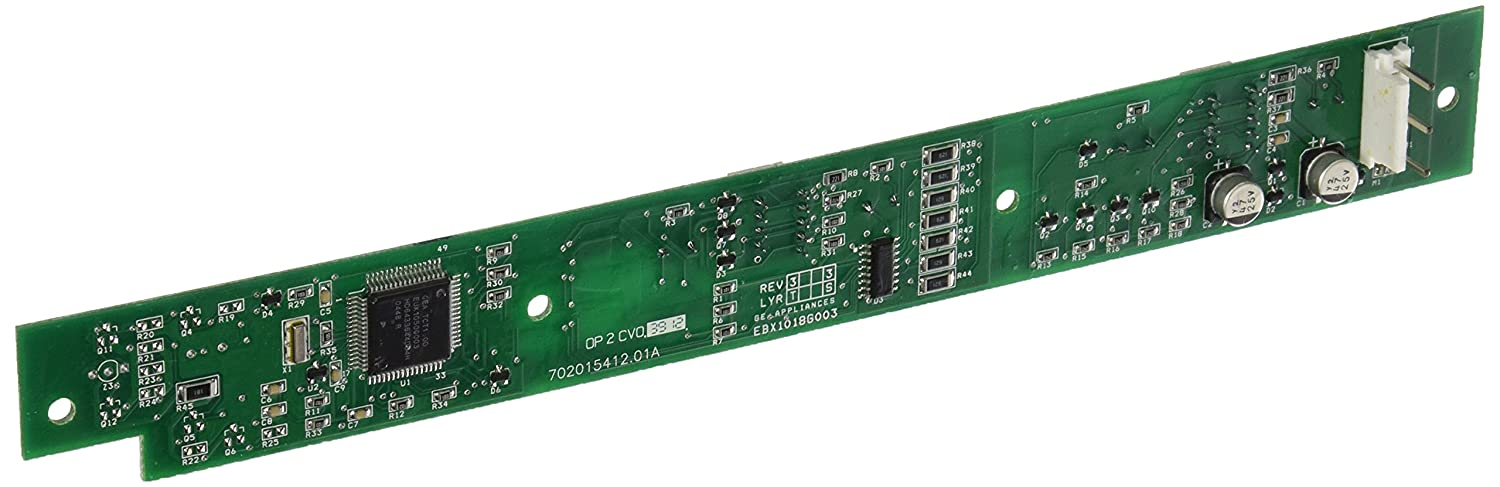 General Electric WR55X10285 User Control and Display Board