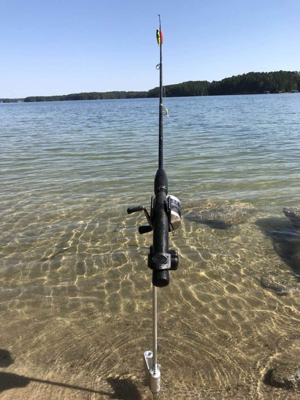 Brocraft Bank Fishing Rod Holder//sol Fishing Rod Holder