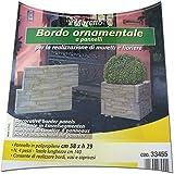 Betty Garden Vaso & Bordo Ornamentale Per Giardino (Multiuso)