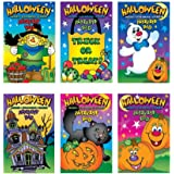 470 Bulk Halloween Coloring Book Free