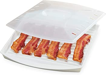 Prep Solutions Progressive Microwavable Bacon Grill