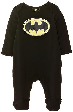 555f0f6eff587 Batman Grenouillère Bébé garçon Sleepsuit BM131  Amazon.fr  Vêtements et  accessoires
