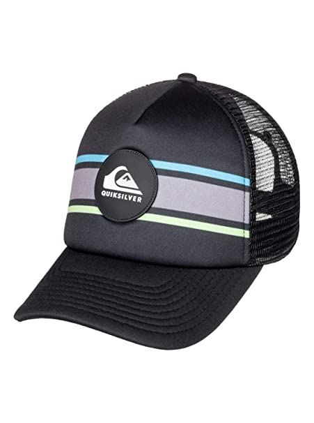 Amazon.com: Quiksilver Big Seasons Debate Youth Trucker ...