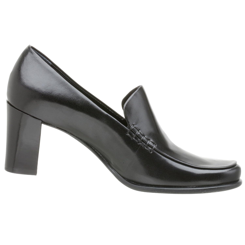 Franco Sarto Women's Nolan Tailored Slip-on Pump B0009MQJ1I 9.5 W US|Black