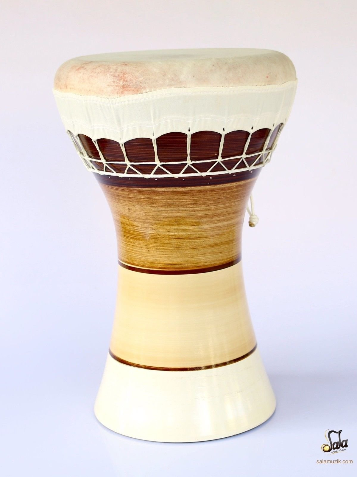 Professional Solo Clay Darbuka Ceramic Dohola Doumbek KIK-823