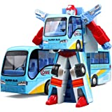 Transformers Distortion Bus One-step Changer Transform Into Bus