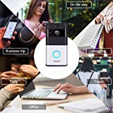 EKEN Video Doorbell 720P HD WiFi Camera Real-Time