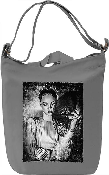 acaae7c9a0 Vintage Rihanna Bolsa de mano D'a Canvas Day Bag| 100% Premium Cotton
