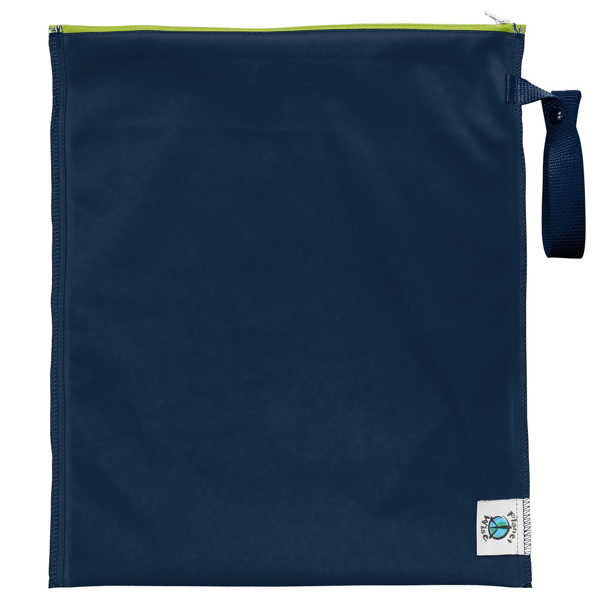 Planet Wise Medium Lite Wet Bag, Navy