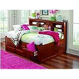 Amazon Com Furniture Of America De Luca Mission Style