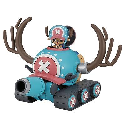 Bandai Hobby Mecha Collection #1 Chopper Robot Tank Model Kit (One Piece) (BAN189430): Toys & Games