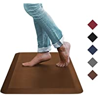Oasis by Sky Mat, Comfort Anti Fatigue Mat, 5 Colors and 3 Sizes, Perfect for Kitchens and Standing Desks