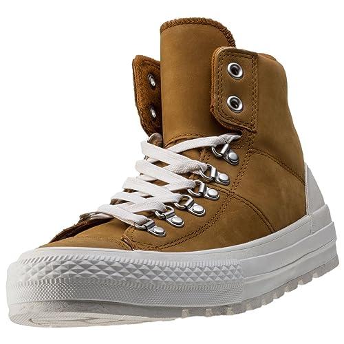 0493294d9b33 AS Hi Leather Converse Chucks 139820C Hiker2 Lea Pinecone Brown Premium  Chuck