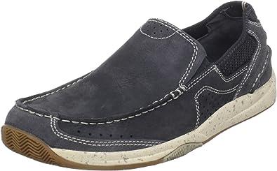 siglo valor barato  Amazon.com: Clarks de los hombres Vestal Slip-On: Shoes