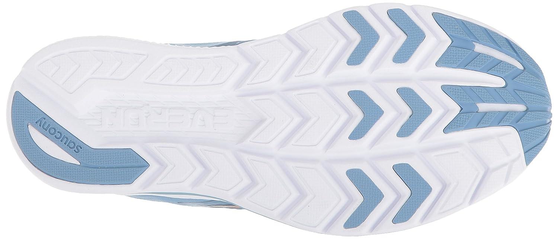Saucony Women's Kinvara 9 Running Shoe B071G1HSRC 8.5 B(M) US|Blue/Denim