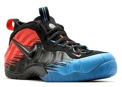 buy online 3015d fa703 Nike Air Foamposite Pro PRM Spiderman Men s Basketball Shoes Vivid Blue Black-Crimson  616750