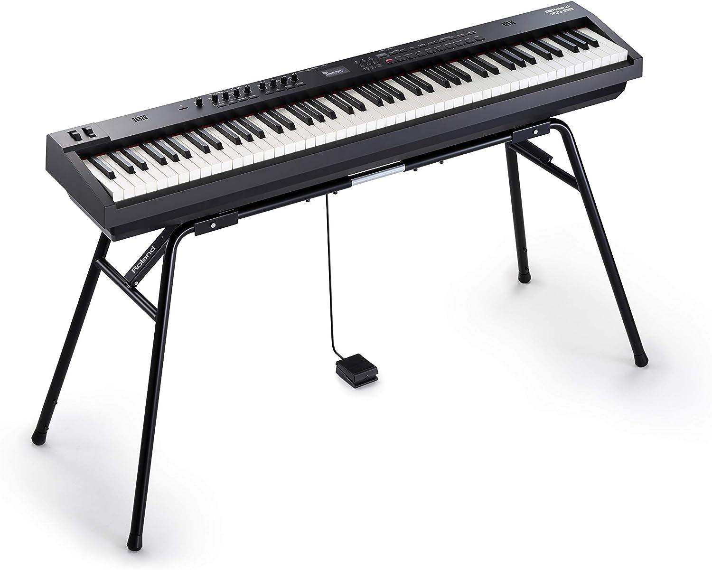 Roland RD-88 Piano de escenario profesional, 88 teclas