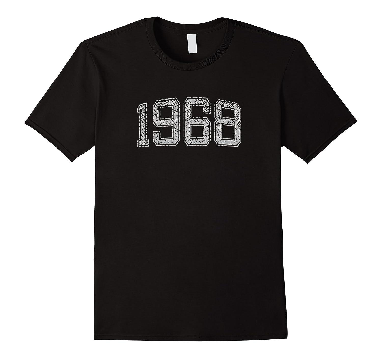 1968 Tshirt Vintage B-day Gift-Rose