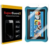 [3-Pack] For Fire 7 Kids Edition (7th Gen, 2017 Release) / Fire 7 (9th Gen, 2019) Screen Protector - SuperGuardZ, Anti-Glare, Matte, Anti-Fingerprint, Anti-Scratch, Also Fit For Fire 7 (7th Gen, 2017)