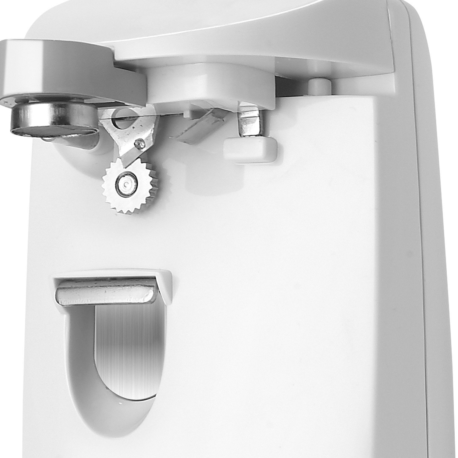 Black & Decker Extra-Tall Can Opener, White, EC475W-2