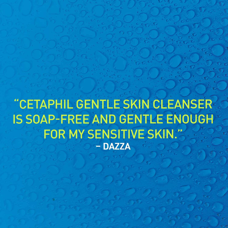 Cetaphil Gentle Skin Cleanser for All Skin Types, Face Wash for Sensitive Skin, 2-oz. Bottles (Pack of 12) by Cetaphil (Image #8)
